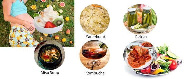 Alimentos con Lactobacillus salivarius