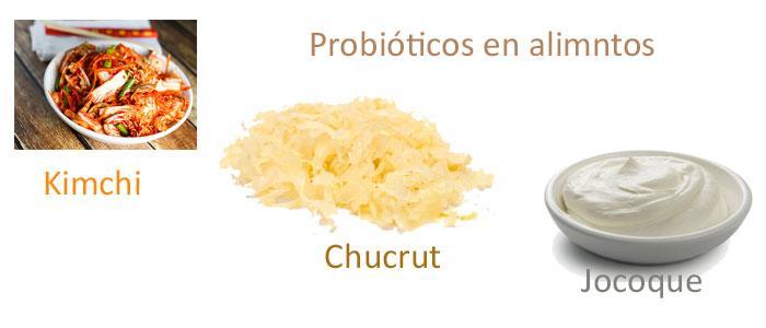 Qué son los alimentos probióticos naturales