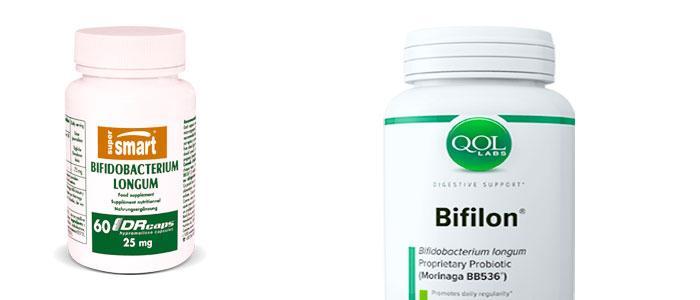 Bifidobacterium longum BB536
