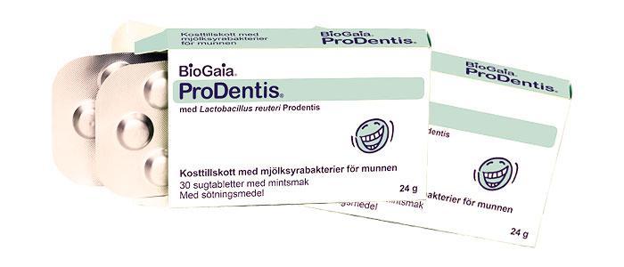 Lactobacillus reuteri Prodentis